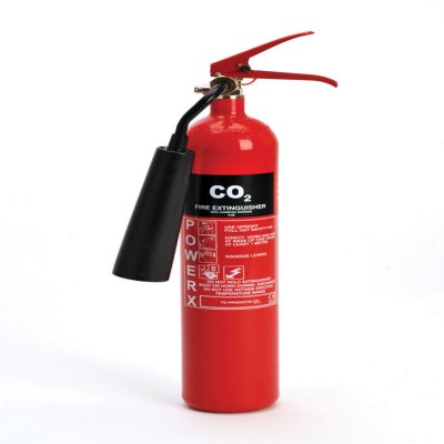 Powerx 2kg Co2 fire extinguisher