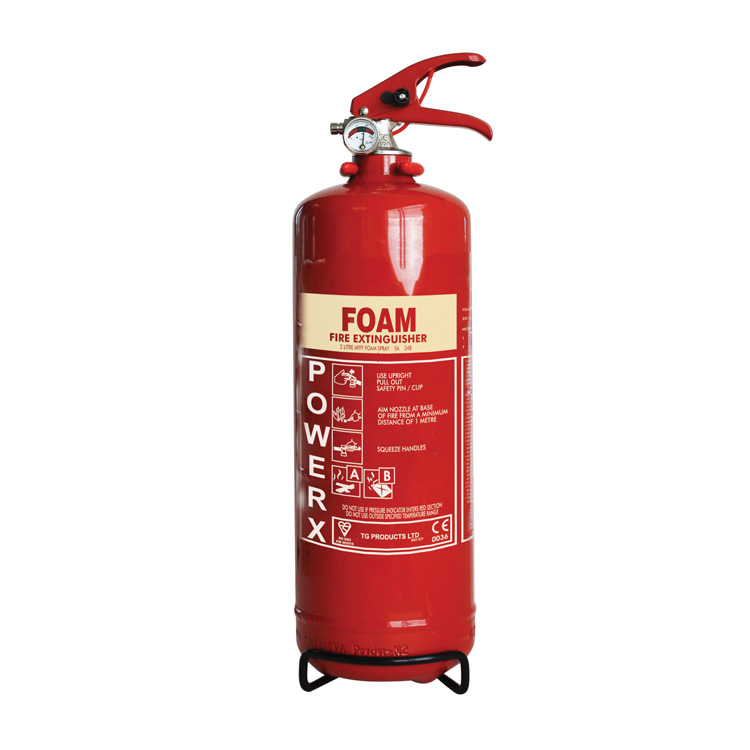2ltr foam fire extinguisher