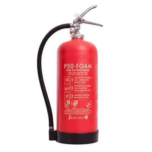 p50 foam extinguisher