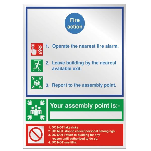 Bespoke Safety Signs