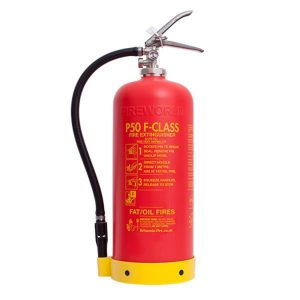 P50 wet chemical fire extinguisher