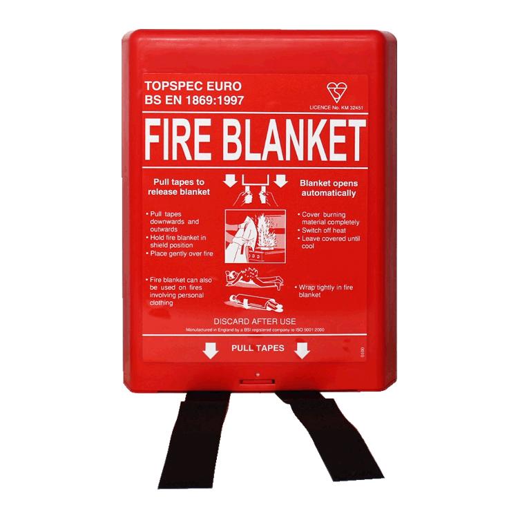 1mx1m fire blanket