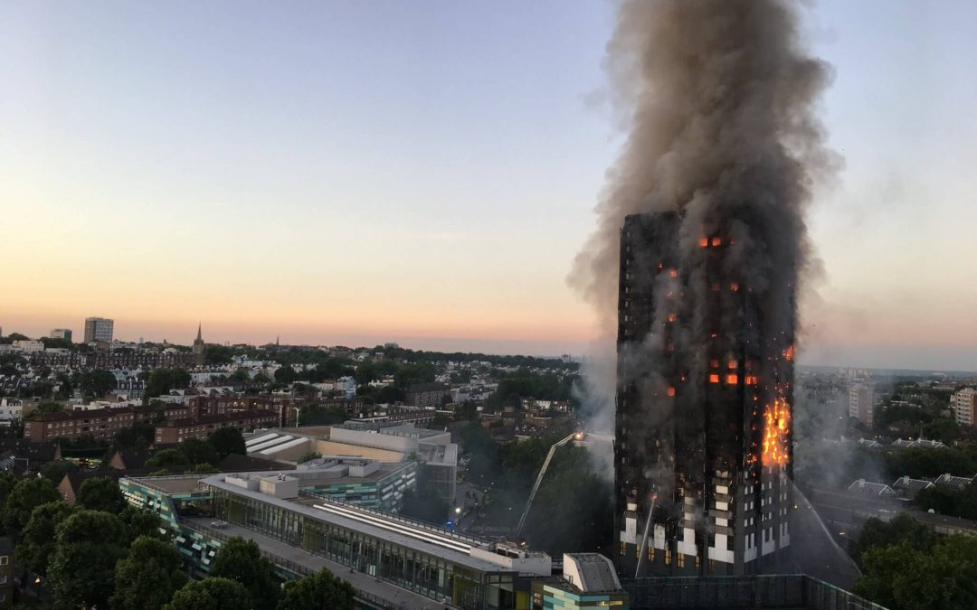 Grenfell Tower Fire Cladding