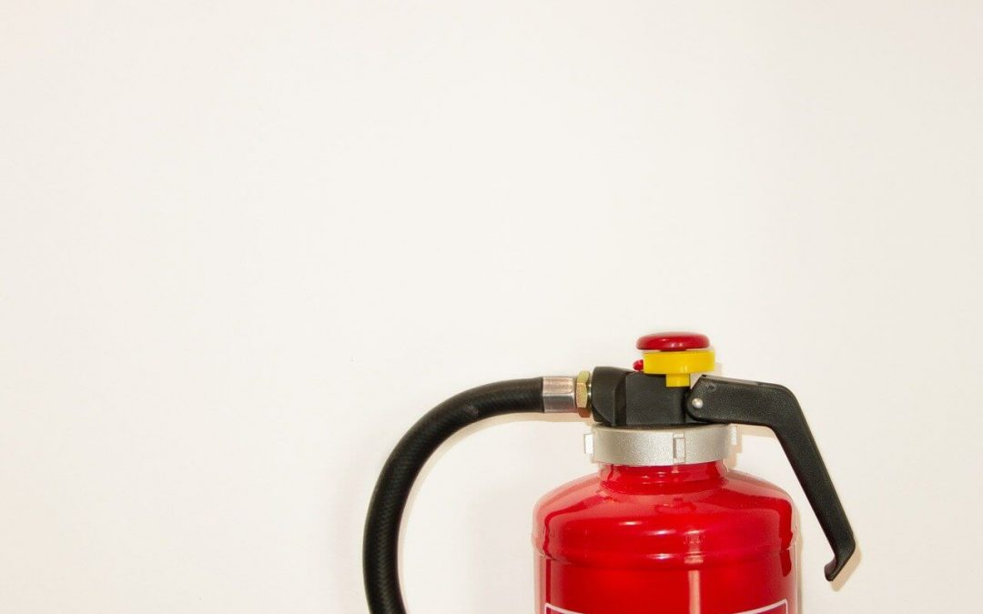 Fire Extinguisher Colours and Uses
